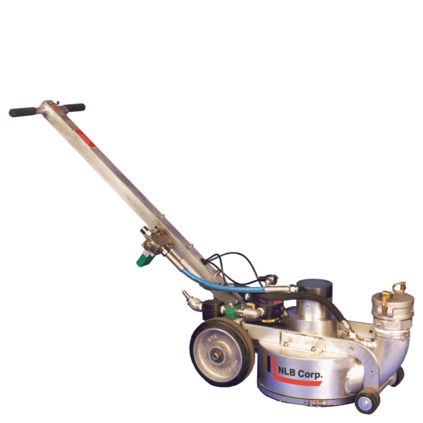 NLB Spin Jet Floor and Deck Cleaner for UHP