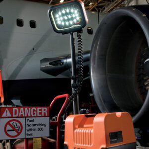 Zone rated portable light atex zone rated